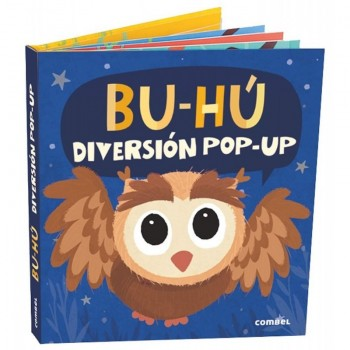 Bu-hú Libro Pop Up