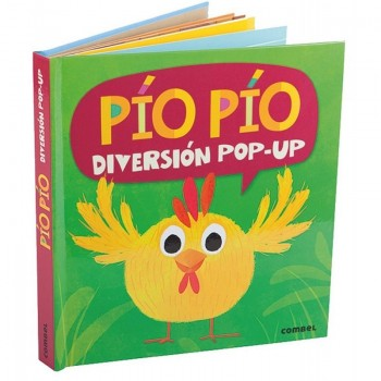 Pío Pío (Libro Pop Up)