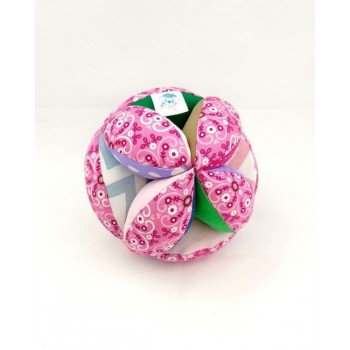 Puzzle Ball Pink World