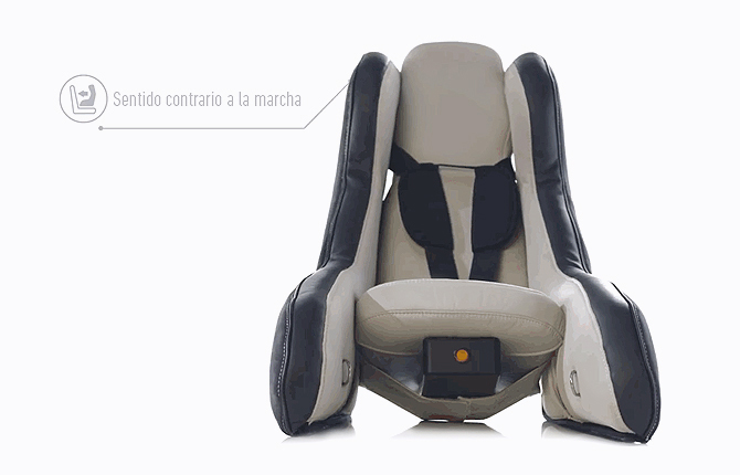 Silla de seguridad inflable somelittlepeoplesomelittlepeople for Sillas seguridad coche
